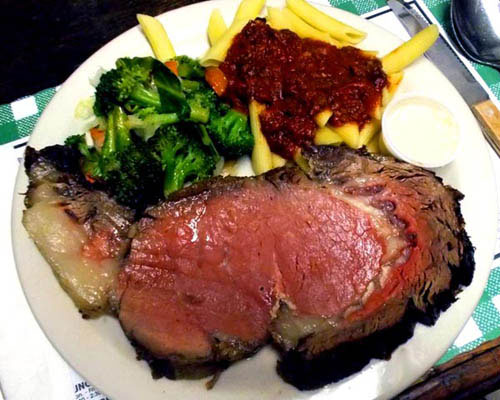 how to get a reservation at 4 charles prime rib