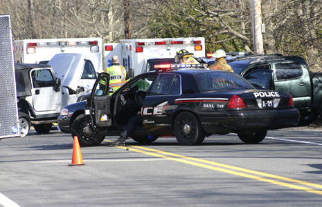 Car Crash In Pittsburg Ca